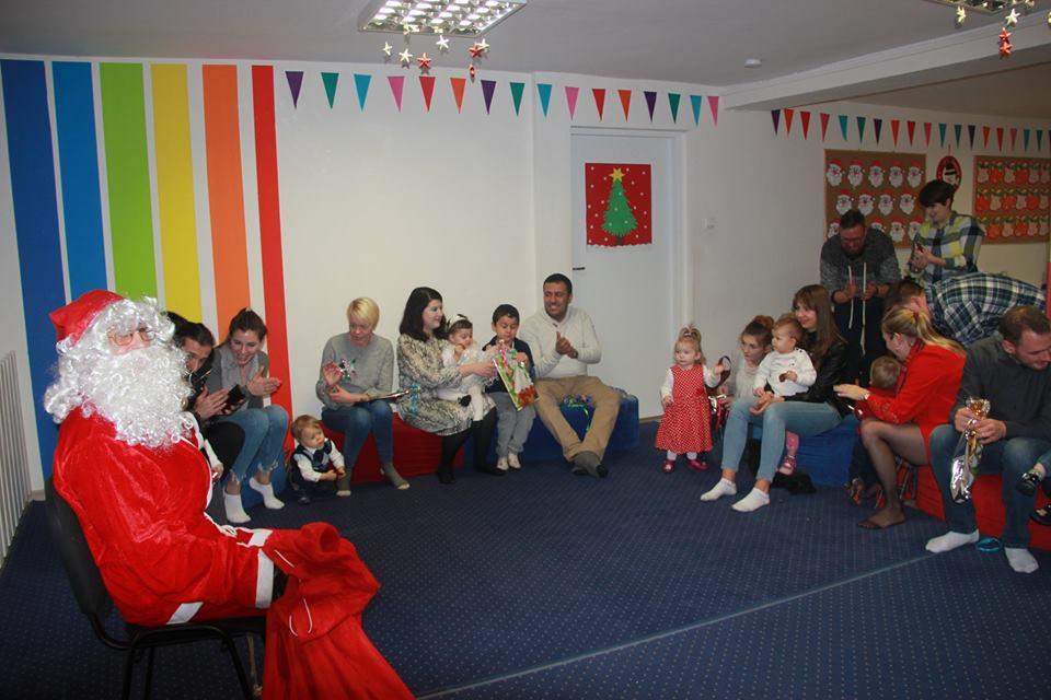 Spotkanie Wigilijne u Skowronków